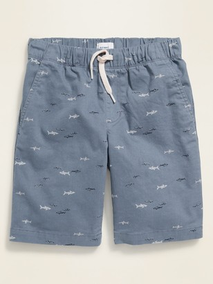 Old Navy Straight Built-In Flex Jogger Shorts for Boys