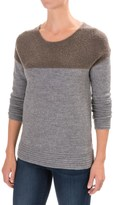 Toad&Co Kaya Boiled Wool Sweater - Crew Neck (For Women)