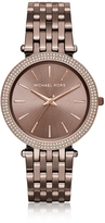 Michael Kors Darci PVD Plated Stainless Steel Women's Watch