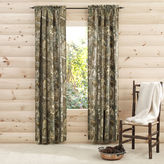 JCPenney Realtree Xtra 2-Pack Camo Rod-Pocket Curtain Panels