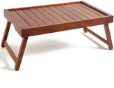Gibson Natural Trends Acacia Wood Bed Tray