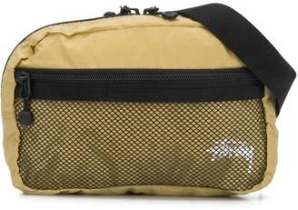 Stussy Contrasting Mesh Pocket Belt Bag
