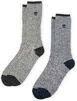 Timberland Marled Crew Socks