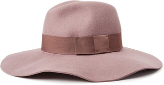 Brixton 'Piper' Floppy Wool Hat