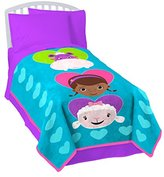 "Disney Doc McStuffins Cuddles Fleece 62"" x 90"" Blanket"
