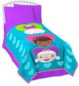 "Disney Junior Doc McStuffins Cuddles Fleece 62"" x 90"" Blanket"