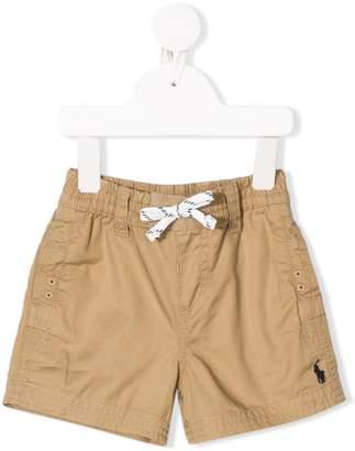 Ralph Lauren Kids drawstring waist shorts