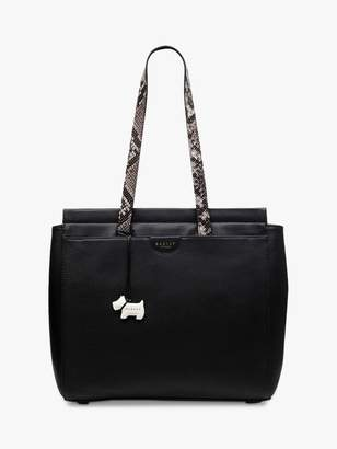 Radley Lime Avenue Leather Large Work Bag