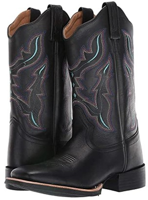 Old West Boots Marci (Black) Cowboy Boots