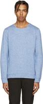 A.P.C. Blue Coast Pullover