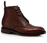 Loake Brown 'anglesey' Apron Boots