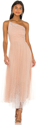 SAU LEE Blanche Dress