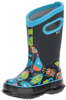 Bogs Kids' Boys Classic Prints Waterproof Insulated Snow Boot