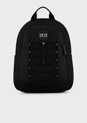 Giorgio Armani Neve Nylon Backpack