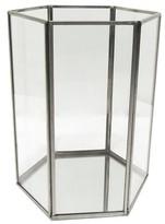 Threshold Large Holder Terrarium Silver