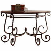 Asstd National Brand Console Table
