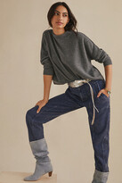 Thumbnail for your product : Anthropologie Alani Cashmere Mock Neck Sweater By in Grey Size S P