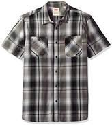 Levi's Men's Swindell Short Sleeve Woven Shirt