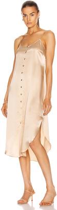 SABLYN Finley Slip Dress in Fawn | FWRD
