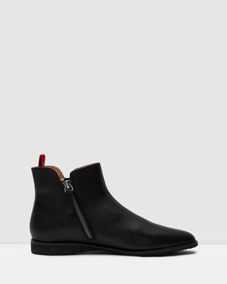 Roolee Madison Side Zip Boots