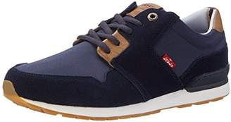 Levi's Men's Ny Runner Ii Trainers, (Navy Blue 17)