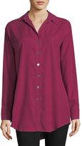Go Silk Long Silk Shirt