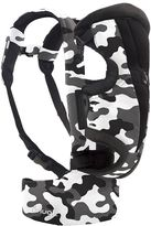 Evenflo front and back snugli baby carrier - camouflage