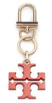 Tory Burch Resin Logo Keyfob
