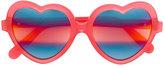 Cutler & Gross heart-shape sunglasses