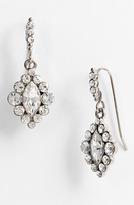 Nina 'Romy' Diamond Shape Drop Earrings