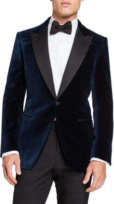 Ermenegildo Zegna Men's Velvet Dinner Jacket