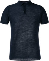 Roberto Collina plain polo shirt