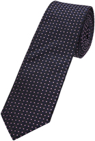 Oxford Silk Tie Diamonds