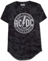 Hybrid Men's AC DC-Print T-Shirt