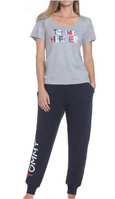 Tommy Hilfiger Women Jogger Lounge Set, Online Only