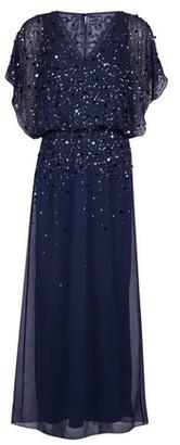 Dorothy Perkins Womens **Showcase Navy Danielle Maxi Dress