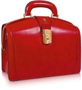 Pratesi Ladies Polished Italian Leather Briefcase