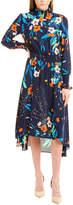 Nanette Lepore Nanette Nanette By Midi Dress