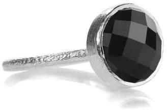 Sikara & Co. Capri Medium Stackable Circle Ring