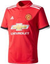 adidas Manchester United Junior 17/18 Home Shirt