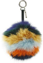 Fendi Pompom Fox Fur Keychain