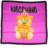 Moschino Patterned Scarf