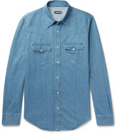 Tom Ford - Slim-fit Denim Shirt