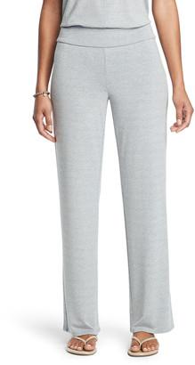 Nic+Zoe Petite Eaze Marled Wide-Leg Pants
