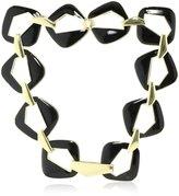 Belle Noel by Kim Kardashian Enameled Modernista Necklace