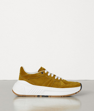 Bottega Veneta Sneakers In Velour Satin