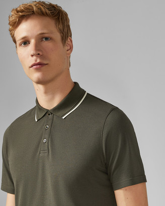 Ted Baker FLAVA Short sleeved pique polo