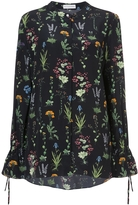 Altuzarra Christina Silk Shirt