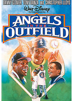 Disney Angels in the Outfield DVD