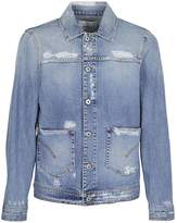 Dondup Distressed Denim Jacket